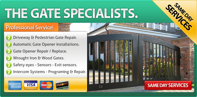 Gate Repair Evergreen CO